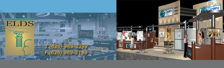Las vegas trade show displays